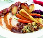 Novelli roast turkey