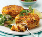 Oaty Salmon & Cod Fishcakes THUMB