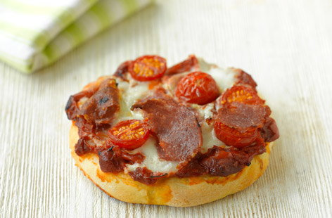 Mini Pizzas. thumb