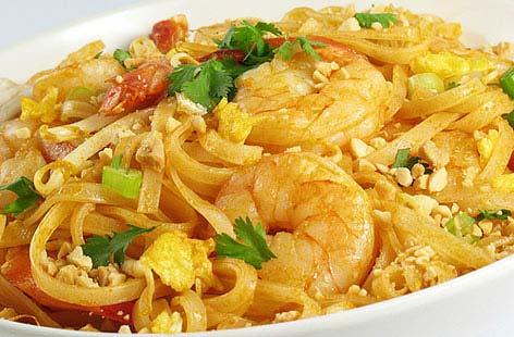 Pad Thai Noodles Tesco Real Food