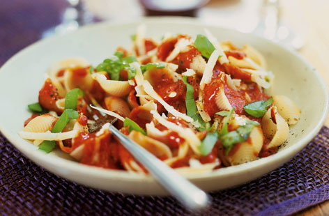 Parioli Bolognese with Conchiglie THUMB