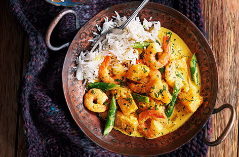 Prawn Curry HERO