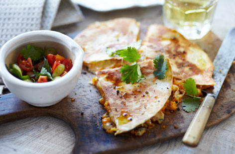 Quesadillas Th
