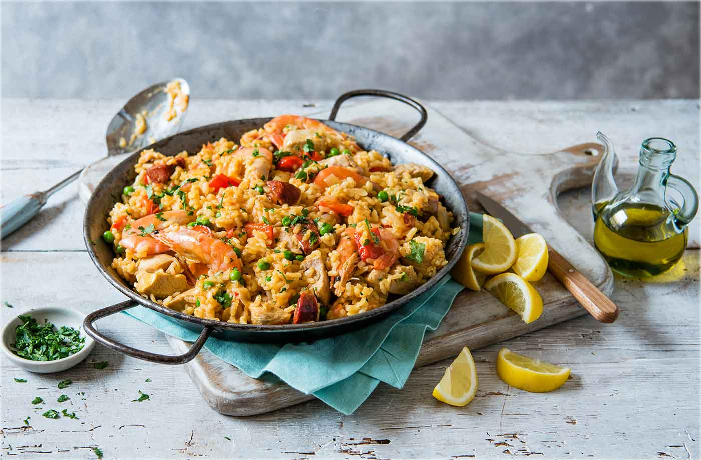 Spanish Food Recipes