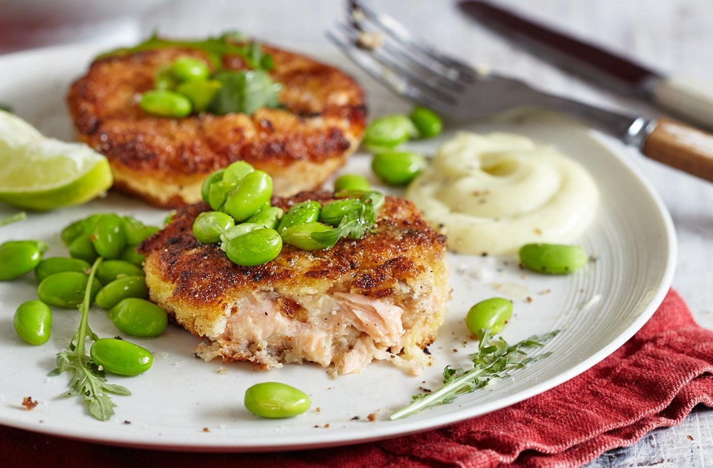 Salmon Cakes Recipe Mayo