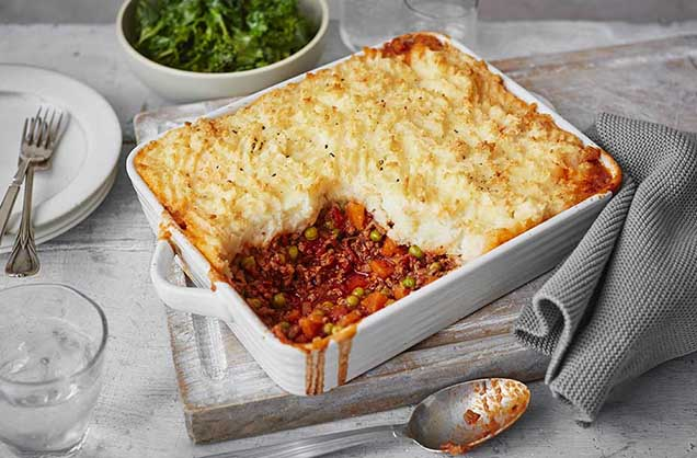 Cottage Pie Comfort Food Recipes Tesco Real Food