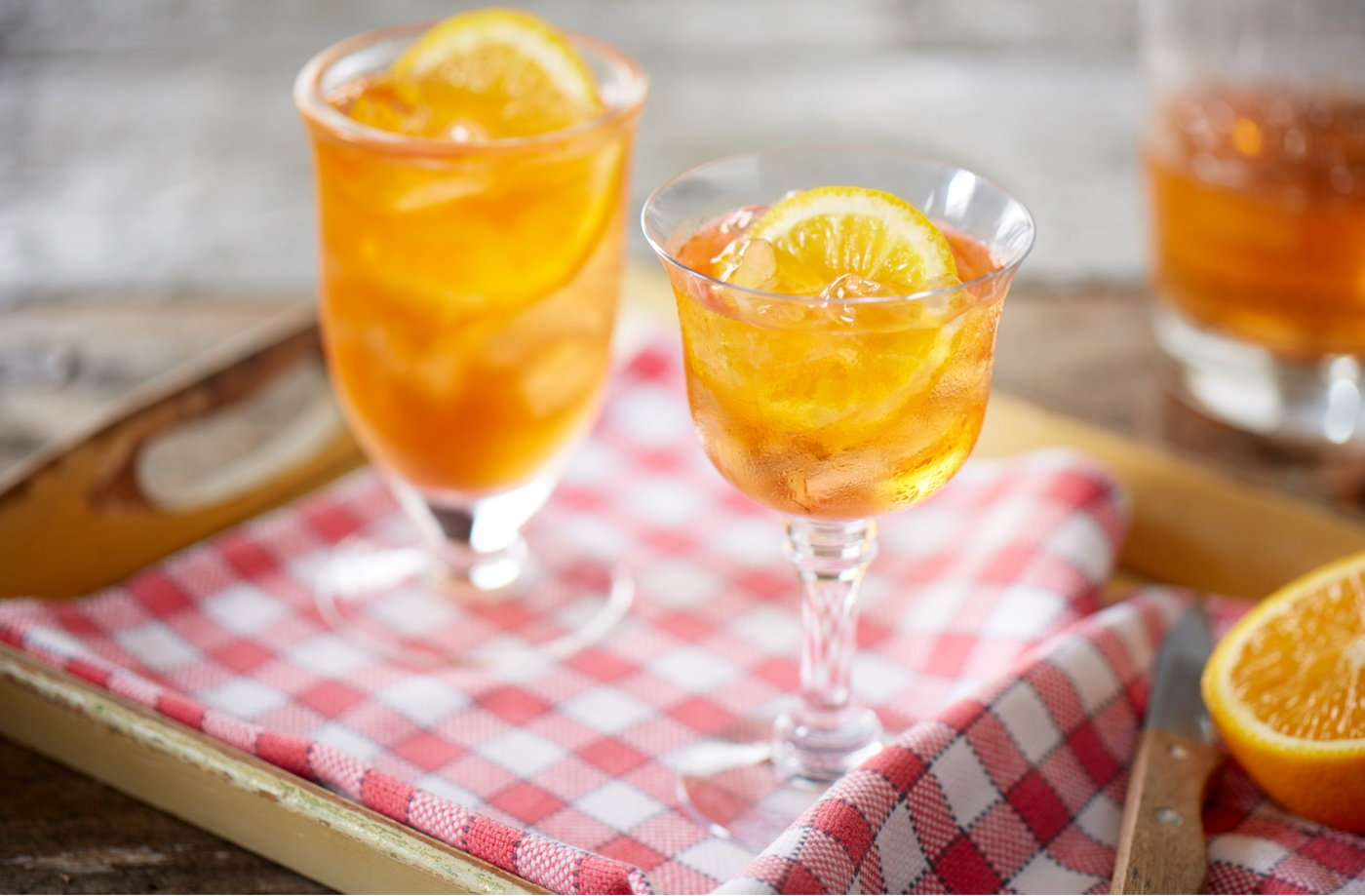 aperol spritz tesco real food