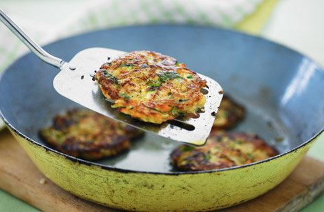 Rosti with tomatoes and Gorgonzola   Tesco Real Food
