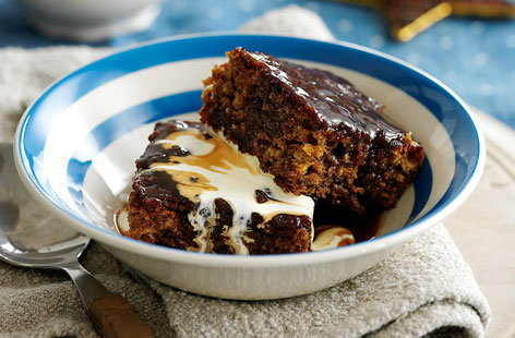 Sticky Toffee Pudding - Tesco