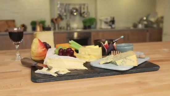 Sal Henley   How to Style a Cheeseboard    Festive Fun