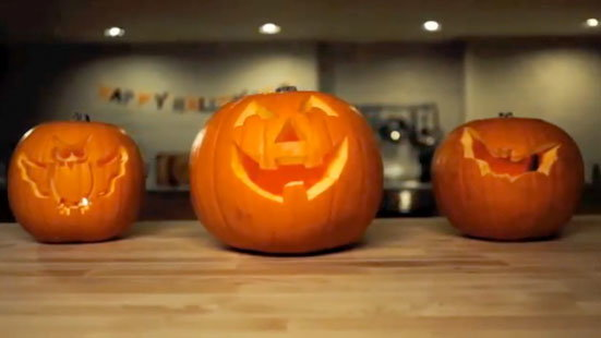 Sal Henley  How to Carve a Scary Halloween Pumpkin