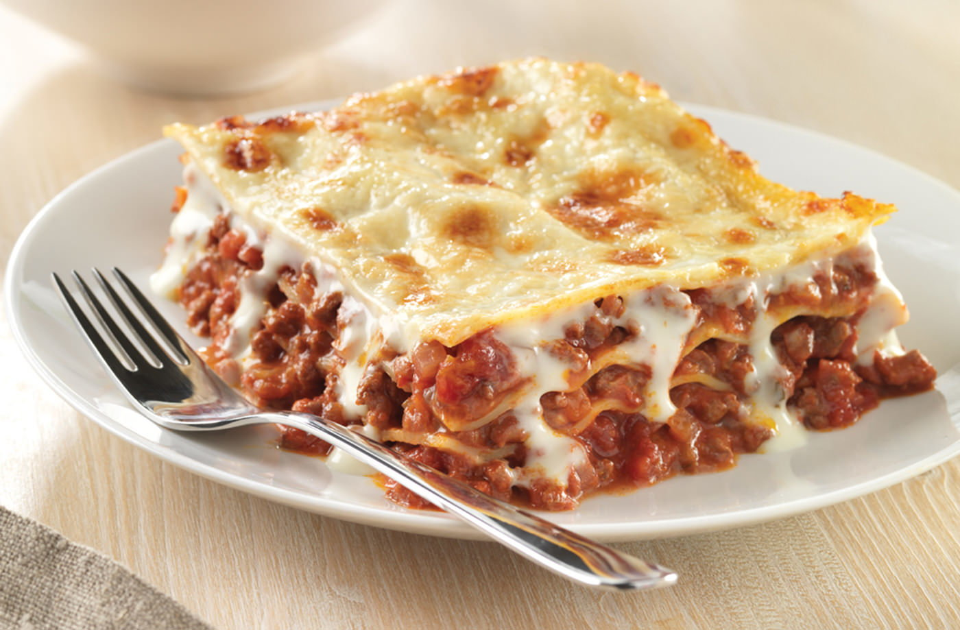 Comfort food doesn't get much more classic than this Italian favourite ...