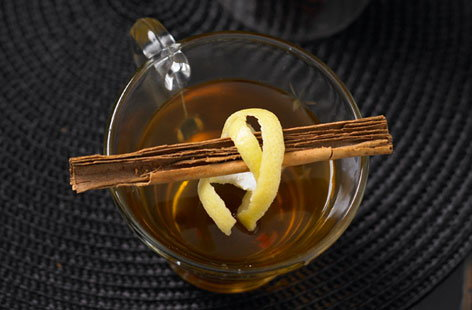 Smoky hot toddy HERO