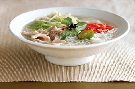 Spicy Rice Vermicelli Soup THUMB