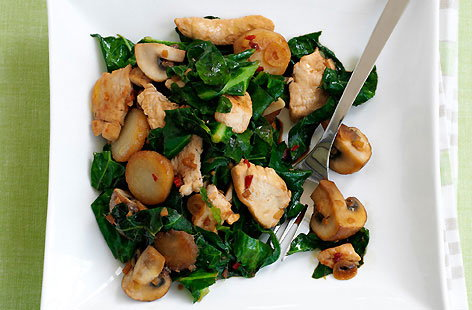 Spring greens and Chicken stir fry thumb 0bb7f7e5 af93 42c7 97ac 1e6168e09a8f 0 146x128
