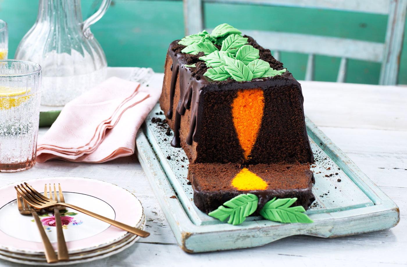 Carrot Cake Recipe  Egg