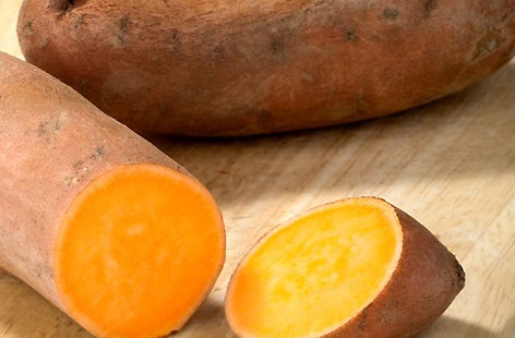 Sweet Potatoes hero