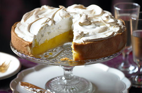 TANGERINE MERINGUE PIE HERO