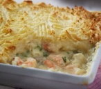 Dairy free fish pie