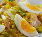 Dairy Free kedgeree