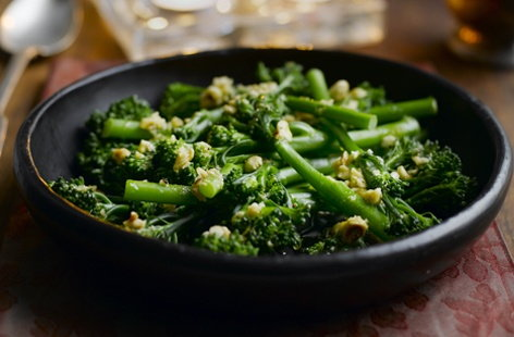 Tenderstem with Orange & Hazlenut Butter THUMB