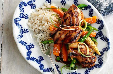 Teriyaki Chicken with Steamed Sesame Veg thumb 35efa431 eb3b 49aa ae49 174516d5e875 0 146x128