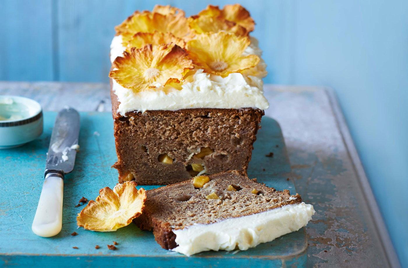 Hummingbird Loaf Cake Recipe