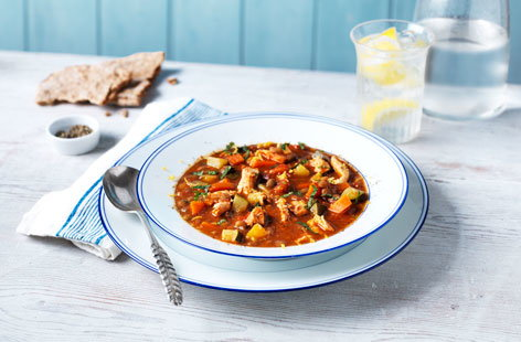 These hearty soup recipes will keep you warm and nourished as the temperature begins to drop