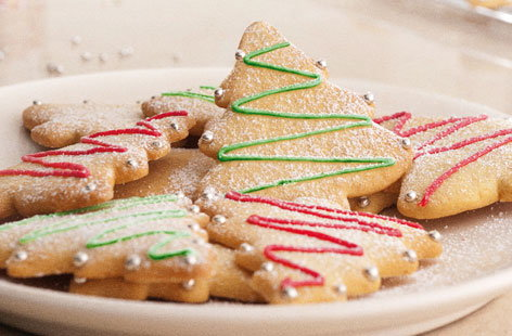Christmas biscuits | Tesco Real Food