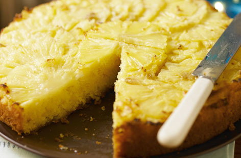 Egg Free Pineapple Upside Down Cake Uk