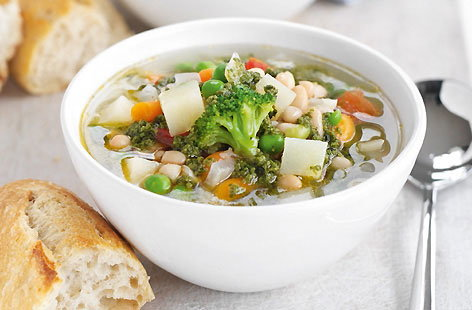 Vegetable soup HERO