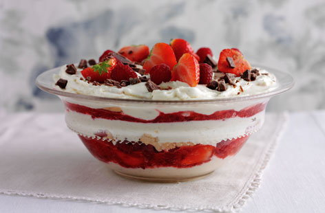Very berry tiramisu THUMB