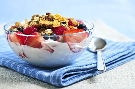 What's in your breakfast bowl HERO