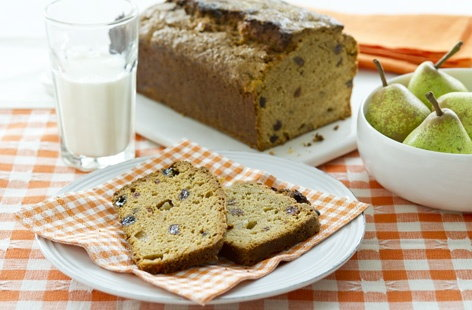 apple and pear loaf (h)