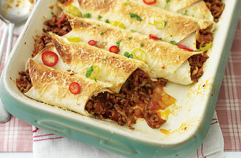 beef enchiladas HERO