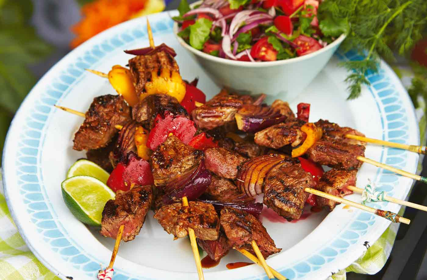 Beef Skewers - Tesco