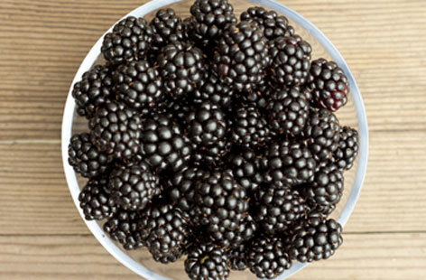 blackberries (h)