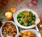 brussels sprouts with lemon and chilli breadcrumbs THUMB