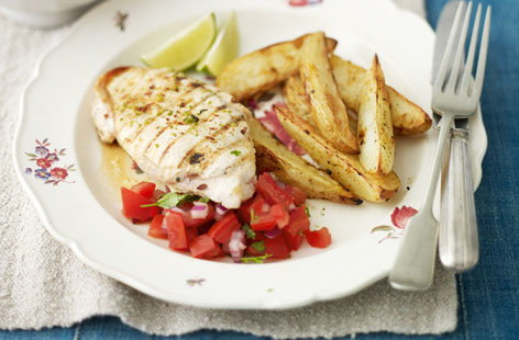chicken breast with peri peri THUMB