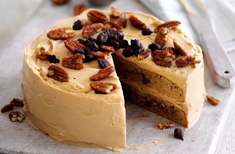 coffee pecan HERO