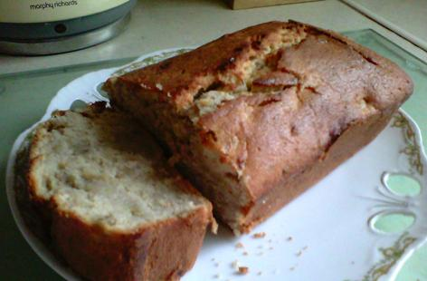 Fruity Malt Loaf (Breadmaker recipe)