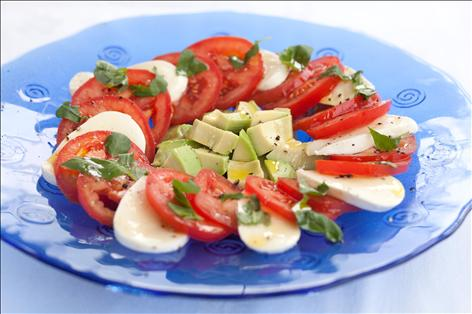 Tricolore salad | Tesco Real Food