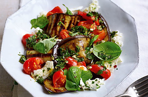grilled aubergine HERO