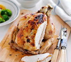 lemon mascarpone roast chicken THUMB