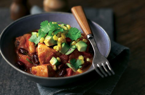 mexican chicken stew(t)