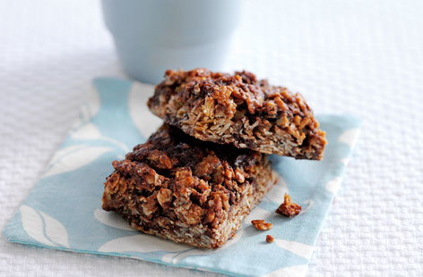 midweek flapjacks HERO