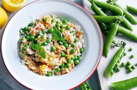 meyer lemon risotto broccoli risotto with cream and lemon crab leeks ...
