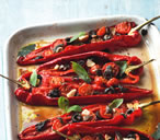 roasted sweet peppers   thumb