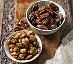 Rosemary chilli spiced nuts