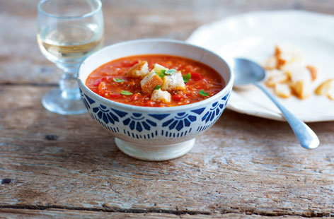 tomato soup whole skinny chunky tomato soup chunky feel good tomato ...